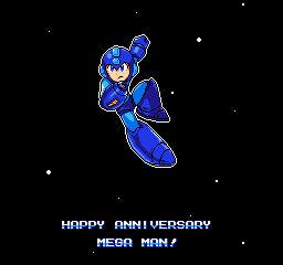 Dragalia Lost x Mega Man(Pixel Art)