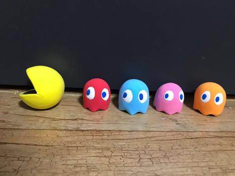 Clay Made : Pacman Arcade