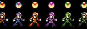 Super Smash Bros. Delta - Mega Man X
