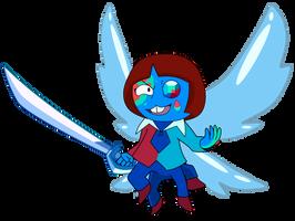 Bluebird Azurite (Steven Universe)