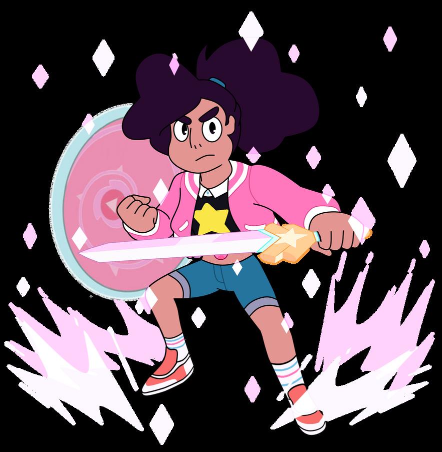 Stevonnie (Steven and Connie's Fusion)