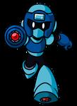 Maestro (Megaman 8 bit Deathmatch, Non Pixel)