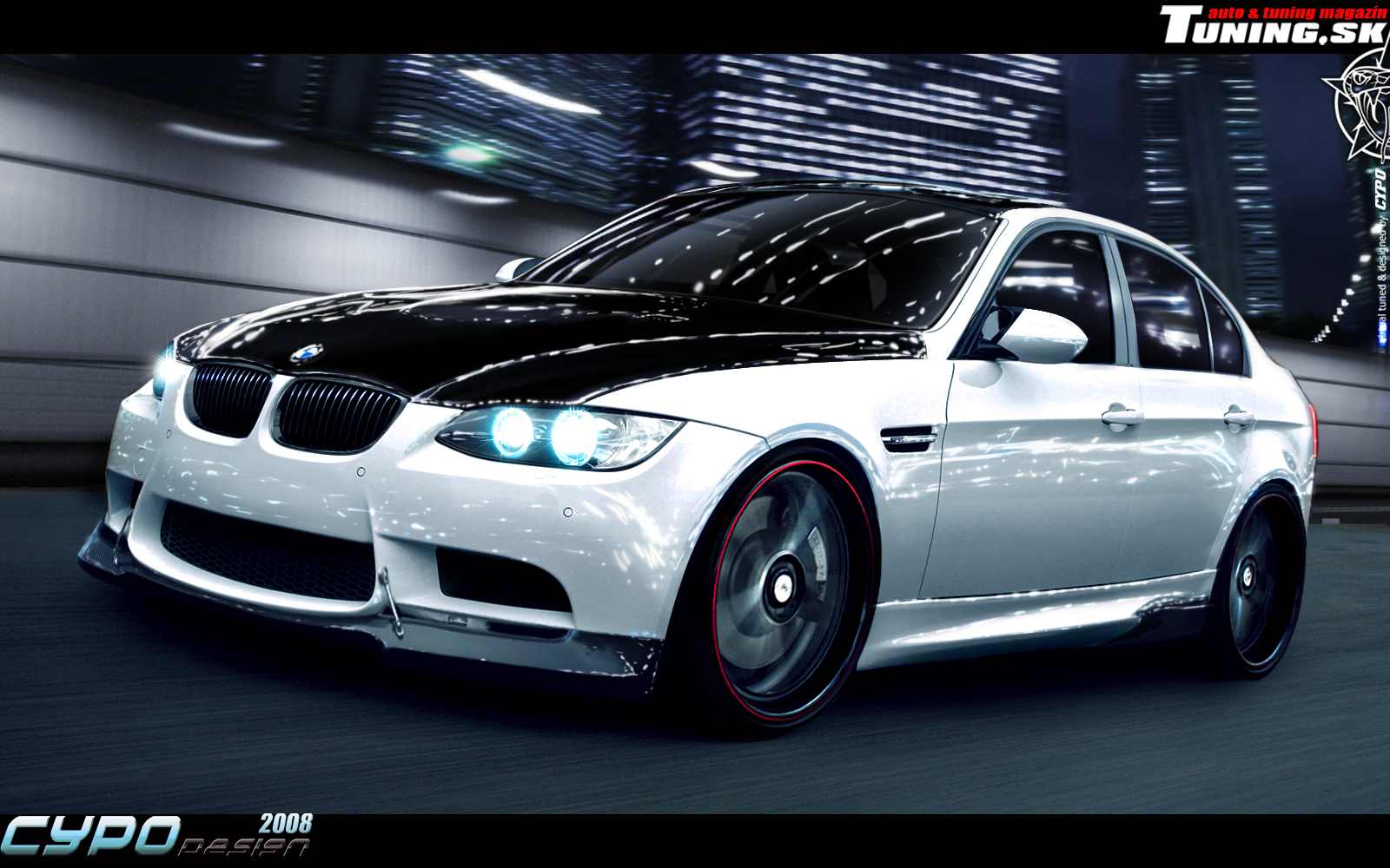 BMW E90 M3 SALOON by CypoDesign