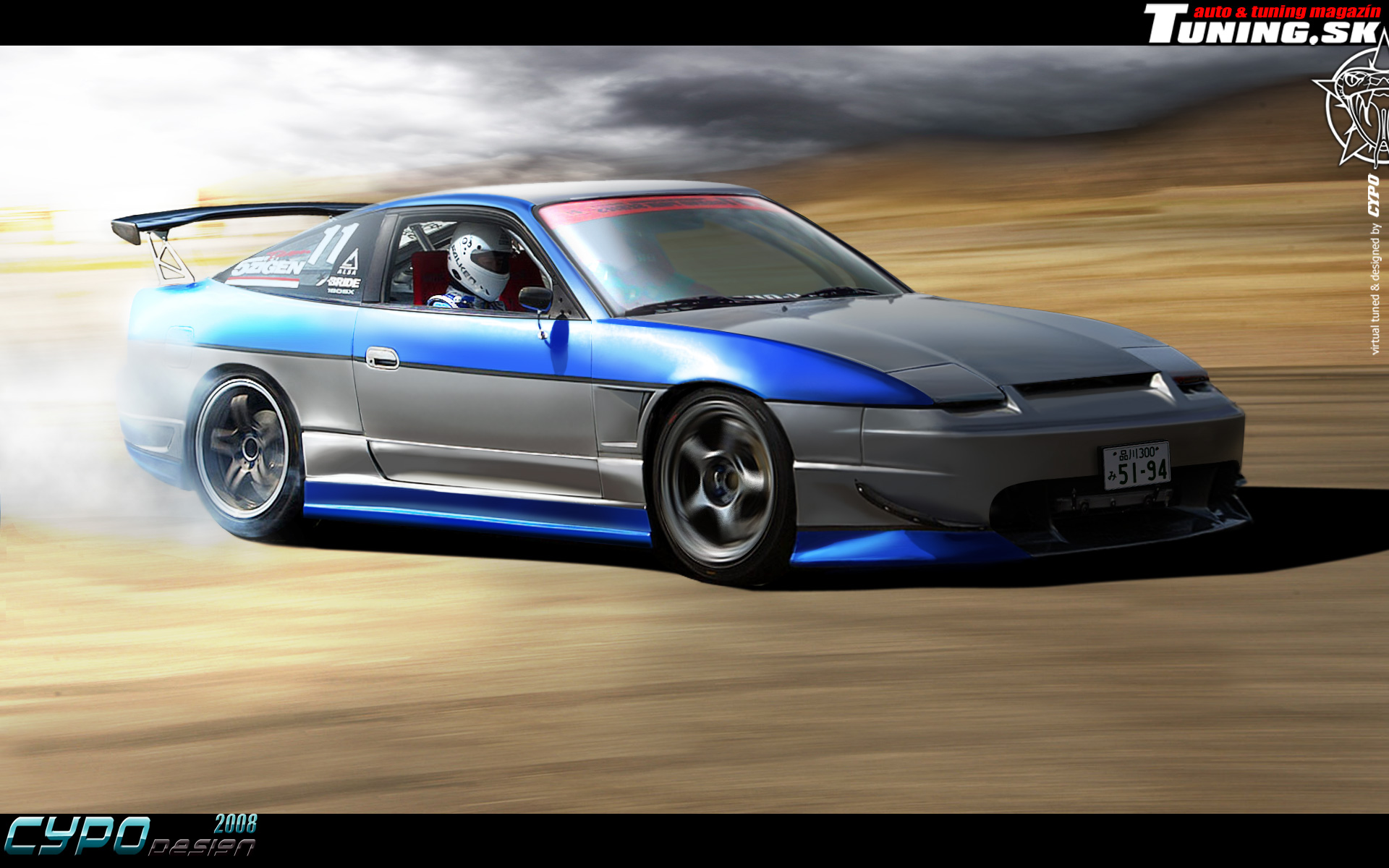 deviantART: More Like Nissan 180SX by CypoDesign