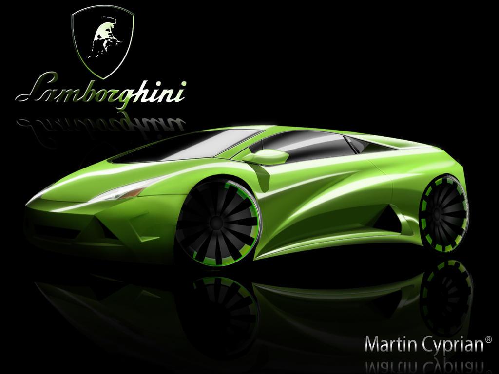 Lamborghini Veneto by CypoDesign