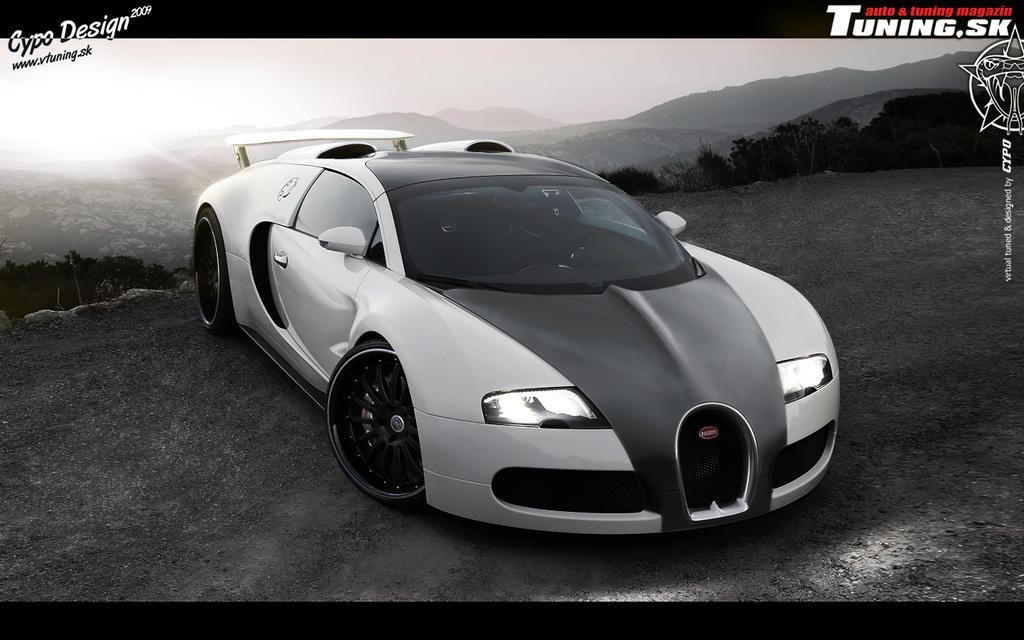 Bugatti Veyron by CypoDesign