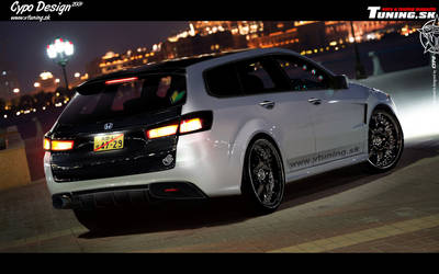 Honda Accord Tourer by CypoDesign