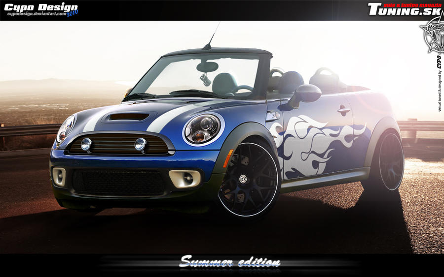 Mini Cooper by CypoDesign