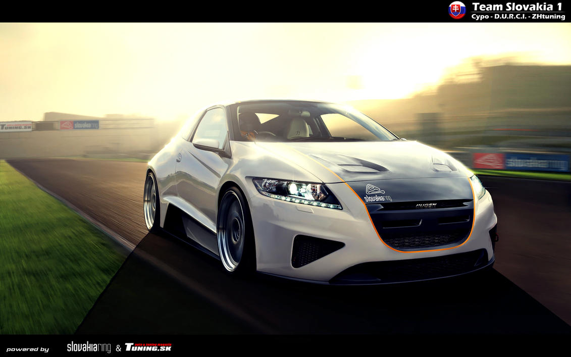 Honda CR-Z by CypoDesign