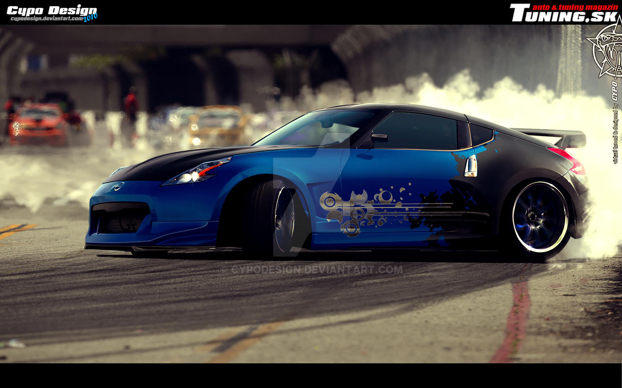 Nissan 370Z by CypoDesign