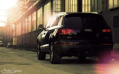 Audi Q7 3.0 TDi by CypoDesign