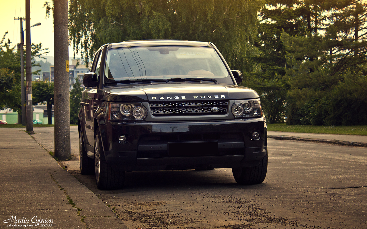 Land Rover Range Rover by CypoDesign