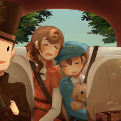Party in the Backseat by superfried