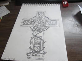 Celtic Cross by Codyejrichards