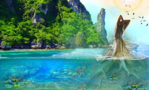 Laguna by ladyjudina