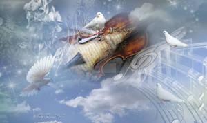 Play,-a-celestial-melody