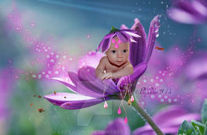 Flower petals by ladyjudina