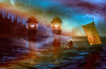 Aurora, and the Fisherman