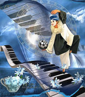 Pierrot and Piano