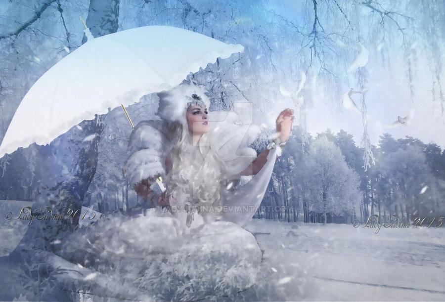 Winter spirit 2 by ladyjudina