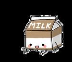 Choco milk by LiLMissBossy