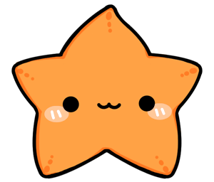 Starfish commission by LiLMissBossy