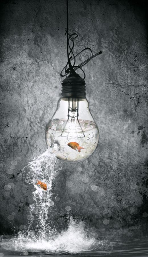Aquarium by lllclll