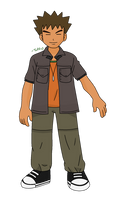 Brock (Takeshi) // Modern PKMN