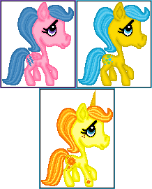Late 2007 adoptables. by Aerosmith-Gal