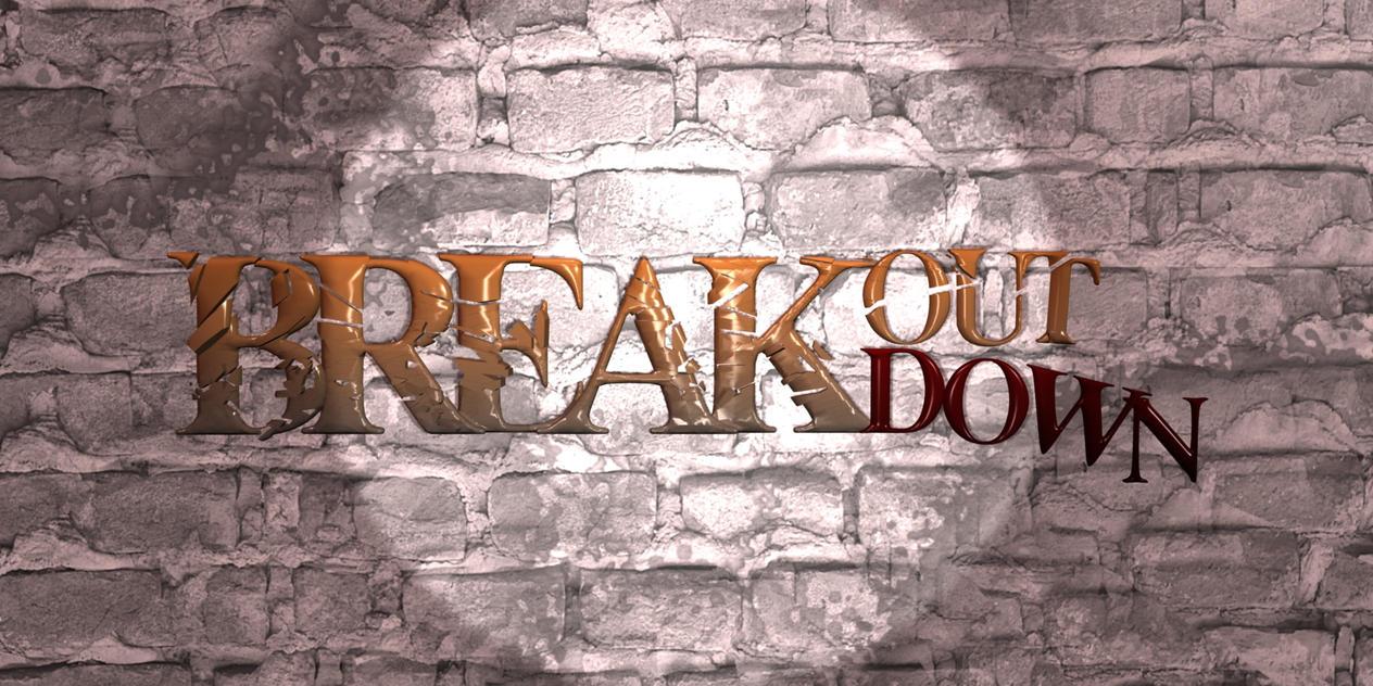 Break Out - Break Down by AzureDestiny