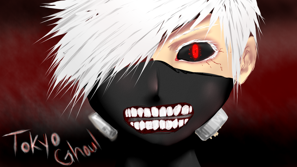 Tokyo Ghoul by AzureDestiny