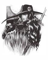 Vampire Hunter D by shadowkeeper1327