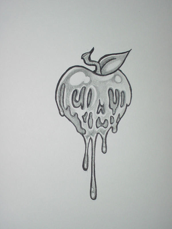 a poison apple essay Dying muscles in her dainty fingers drop my precious apple to the floor rolling, rumbling across uneven planks the stem spins like half an axle cut free from its .