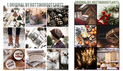 Mood Board Adopts: The Leftovers (1 OPEN) by RottingRoot