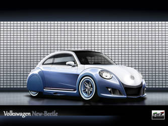 Volkswagen New Beetle by AwBStyle