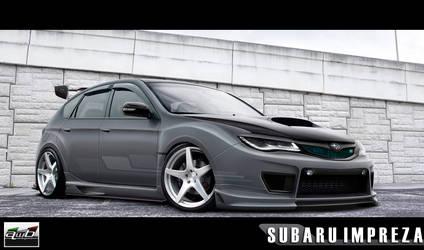 Subaru Impreza by AwBStyle