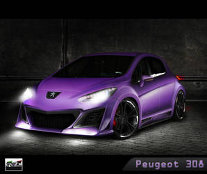 Peugeot 308 by AwBStyle