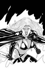 Lady Death by Phleitodactilo
