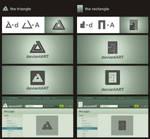 the simplicity V1 and V2