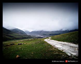 the path by elnurbabayev