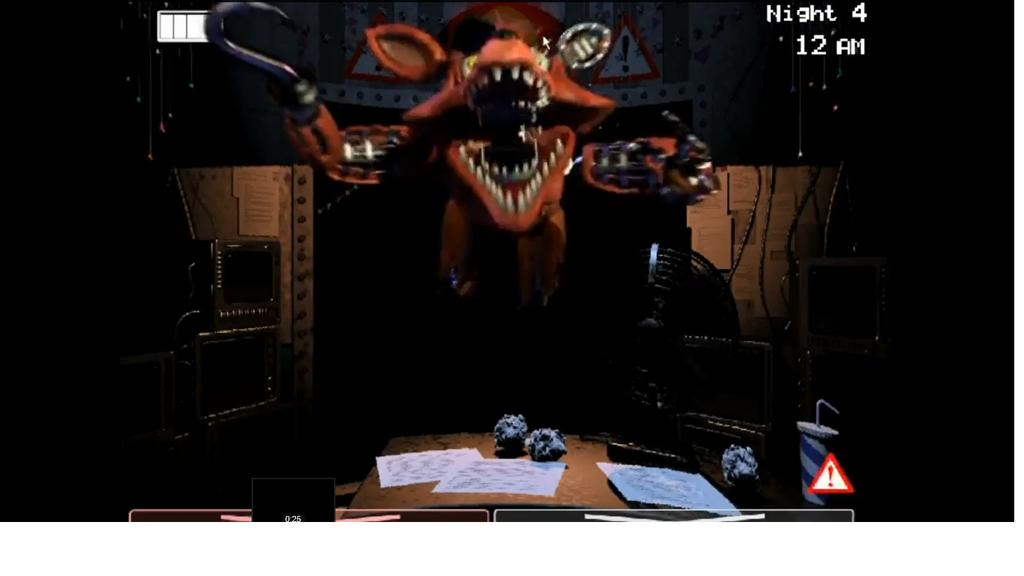 Foxy screenshot by cometgazer379