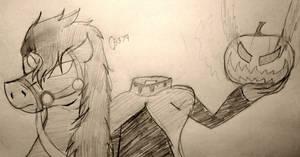 RQ: Headless Horseman by cometgazer379