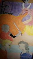 Project: Mythology Poster by cometgazer379
