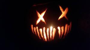 Sam Pumpkin by cometgazer379