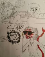 Ask The Demon Squad by cometgazer379