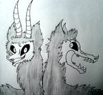 Concepts: Onyx and Beezlebub
