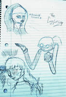 Conjuring Doodles by cometgazer379