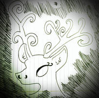 12 Days of Xmas: Woodland Creature by cometgazer379