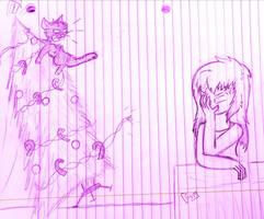 12 Days of Xmas: Christmas Tree  by cometgazer379