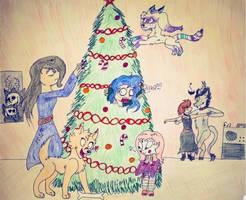 12 Days of Xmas: Merry Christmas! by cometgazer379